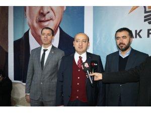 AK Parti Niğde'de temayül yoklaması yaptı