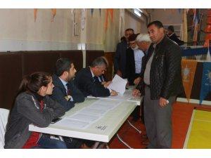 AK Parti Adıyaman temayülünü gerçekleştirdi
