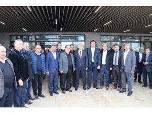 Denizli'de AK Parti İl Teşkilatı temayül yoklaması yaptı