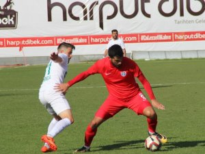 TFF 3. Lig: Elaziz Belediyespor: 0 - Adıyaman 1954: 1