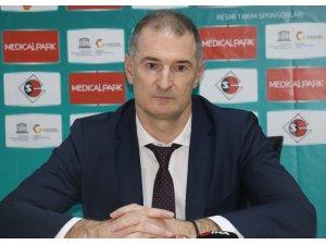 Gaziantep Basketbol-Beşiktaş Sompo Japan maçının ardından