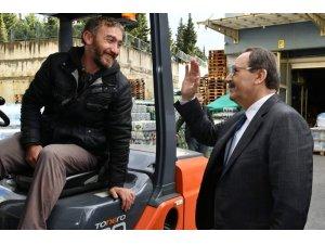 """Başkan Zihni Şahin: """"Yatırım artacak, işsizlik azalacak"""""""