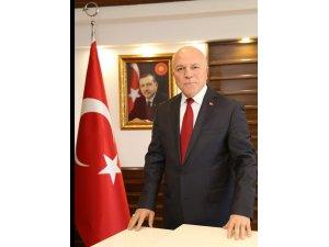 Başkan Sekmen'den Mevlid-i Nebi Haftası mesajı