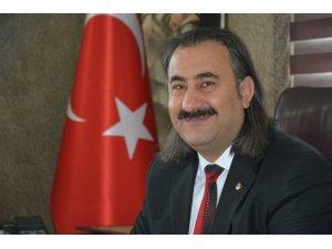 """Cengiz Şahin'den """"Mevlit Kandili"""" mesajı"""