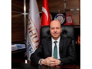 Başkan Bozkurt'an Mevlid Kandili mesajı