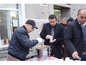 Geleneksel sabah namazı buluşmaları Çarşı Mahalle Gazozcu Camii'nde devam etti