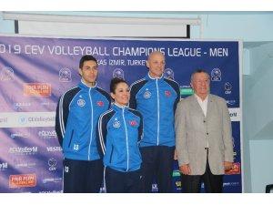 Arkas Spor'da genç oyuncular Avrupa'da tecrübe kazanacak