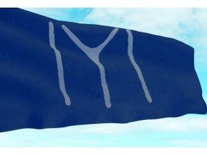 Kayı bayrağı, Altın Yay ve Gümüş Okları temsil ediyor