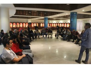 TÜDAM desteği ile Müzik Terapi etkinliği düzenlendi