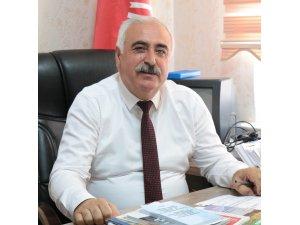 """CHP İl Başkanı Hacı Tanrıbuyurdu: """"Bizim adayımız kazanırsa CHP rozetini çıkartacak"""""""