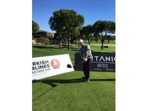 Golfçü Emrah Şimşek, KTTC'de tarih yazıyor