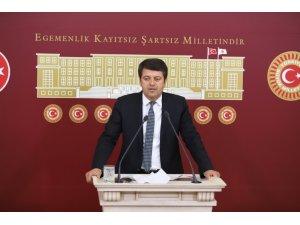 CHP Milletvekili Tutdere turizm ile ilgili önerge verdi