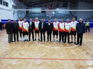 24 Kasım Öğretmenler Günü Voleybol Turnuvası başladı
