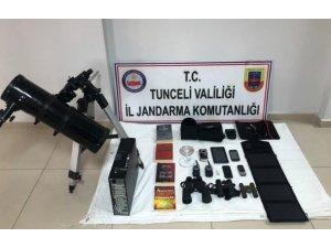 Tunceli'deki PKK/KCK operasyonu: 5 tutuklama