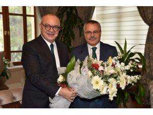 Vali Deniz ve Başkan Ergün'den birliktelik vurgusu