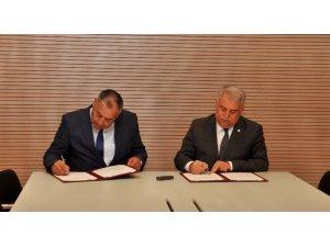 NEÜ'den uluslararası ikili işbirliği protokolü
