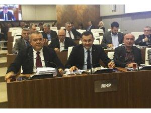 Alanya Belediyesi 2019 yılı gelir-gider bütçesi onaylandı