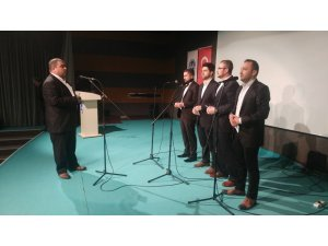 Kırıkkale'de Mevlid-i Nebi Haftası büyük ilgi gördü