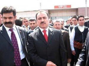 Yazıcıoğlu'nun koruması Murat Tekin Ak Partiden aday adayı oldu