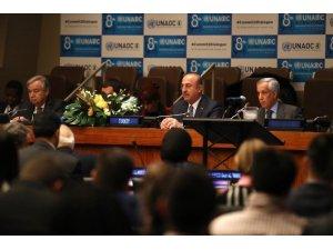 Bakan Çavuşoğlu'ndan aşırıcılık ve kutuplaşmayla ortak mücadele çağrısı