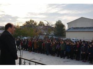 Milli Eğitim Müdürü Gün, okul ziyaretlerine devam ediyor