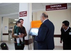 Emel-Mehmet Tarman Kadın Doğum İnşaatında Sona Yaklaşıldı