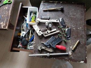 Silah imalathanesine şok baskın