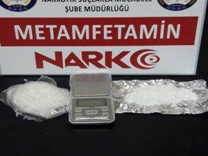 Denizli'de uyuşturucu operasyonu: 5 tutuklama