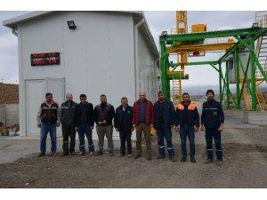 Kayseri Şeker'den Turhal-Çamlıbel çiftçisine 2.5 milyonoluk pancar analiz laboratuvarı hizmeti