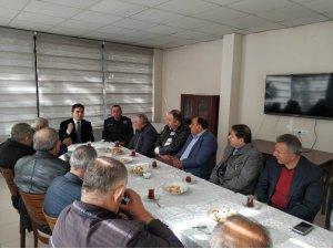 Şuhut'ta huzur toplantısı düzenlendi