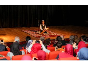Sincan'da öğrenciler arası Kur'an-ı Kerim'i güzel okuma yarışması yapıldı