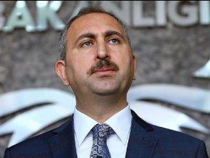 Adalet Bakanı'ndan ''çocuk istismarı'' açıklaması