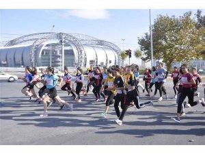 Okul Sporları Kayseri Kros İl Birinciliği tamamlandı