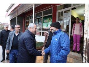 Başkan Baran, Yukarı Hereke'de vatandaşlarla buluştu