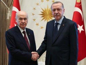 Erdoğan-Bahçeli görüşmesinin tarihi belli oldu