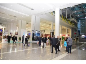 A-TECH Fuarı Ankara Congresium Fuar Merkezi'nde açılıyor