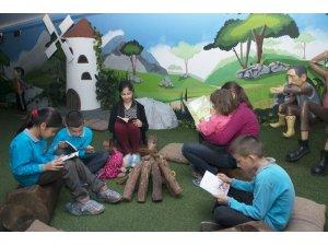 Kitap ve Oyuncak Kütüphanesine yoğun ilgi