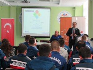 AFAD personeline eğitimler devam ediyor