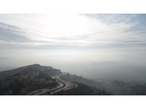 Elazığ'da sis 2 gündür etkili oluyor