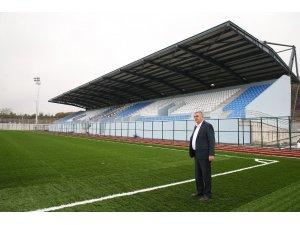 Sapanca'nın spor tesisleri açılış için gün sayıyor