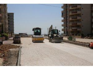 Karaköprü'de yol sorunu çözülüyor