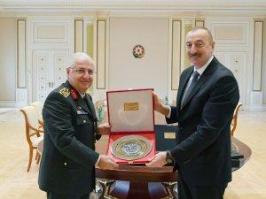 """Genelkurmay Başkanı Orgeneral Güler, """"Dağlık Karabağ sorunu hem Türkiye hem de Azerbaycan için önemli bir konu"""""""