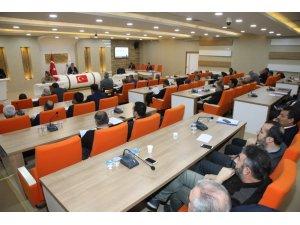 Elazığ Belediyesinin 2019 mali bütçesi 550 milyon TL
