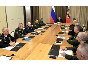"""Putin: """"ABD, INF anlaşmasından çekilirse cevap vereceğiz"""""""