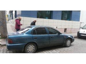 Park ettiği yeri unutan şahıs, otomobilinin çalındığını zannetti
