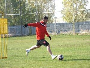 Elazığspor'da Osmanlıspor maçı hazırlıkları devam etti