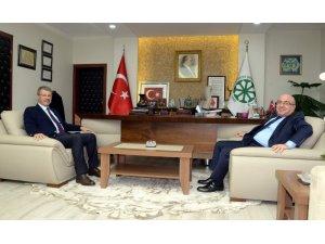 Kayseri Üniversitesi'nden Kayseri Şeker'e ziyaret