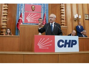CHP Grup Toplantısı