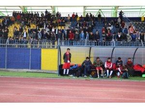 Ağrı'da liseler arası futbol turnuvası
