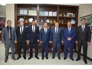 Başkan Uysal Türk Metal Sendikası üyelerine başarılar diledi